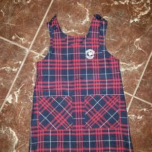 Primrose uniform dress